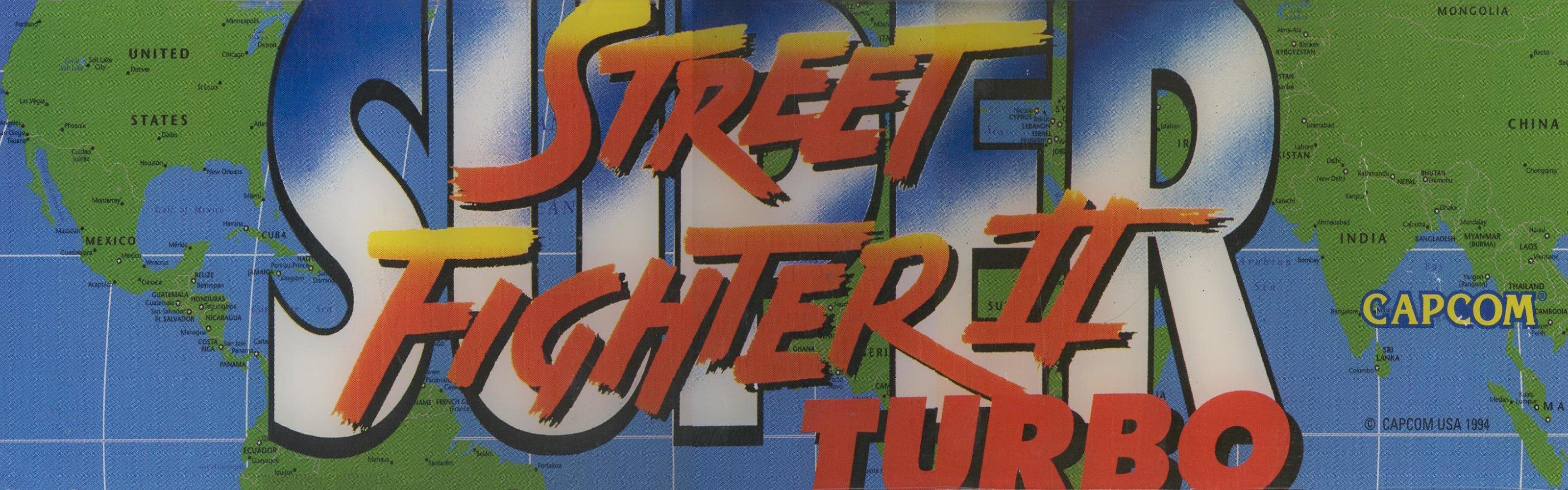 Super Street Fighter Ii Turbo Details Launchbox Games