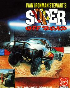 "Ivan ""Ironman"" Stewart's Super Off Road"