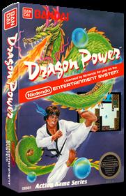 Dragon Power - Box - 3D