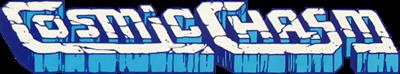 Cosmic Chasm - Clear Logo
