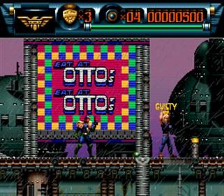 Judge Dredd - Screenshot - Gameplay