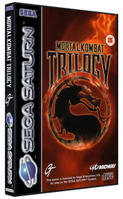 Mortal Kombat Trilogy - Box - 3D