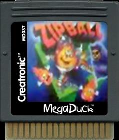 Zipball - Cart - Front