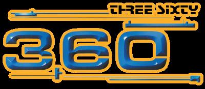 360: Three Sixty - Clear Logo