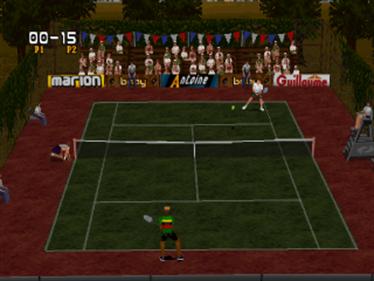 Tennis Arena - Screenshot - Gameplay