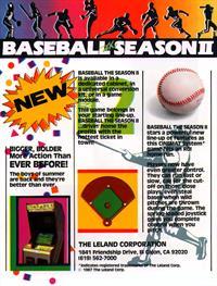 Baseball: The Season II