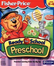 Fisher-Price: Ready for School: Preschool