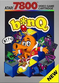 b*nQ - Box - Front