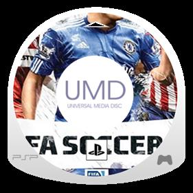 FIFA Soccer 10 - Fanart - Disc