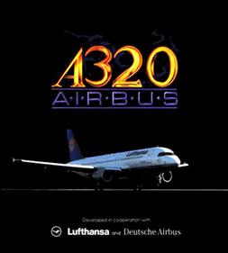 A320 Airbus: Edition USA - Box - Front