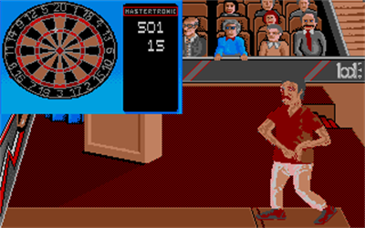 World Darts! - Screenshot - Gameplay
