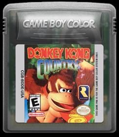 Donkey Kong Country - Fanart - Cart - Front