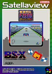 BS F-Zero Grand Prix: Dai-1-shuu: Knight League - Fanart - Box - Front
