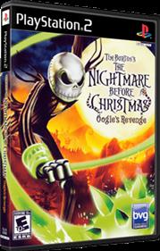 Tim Burton's The Nightmare Before Christmas: Oogie's Revenge - Box - 3D