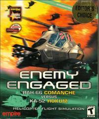 Enemy Engaged: RAH66 Comanche Vs KA-52 Hokum