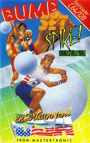 Bump, Set, Spike!: Doubles Volleyball