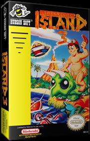Adventure Island 3 - Box - 3D
