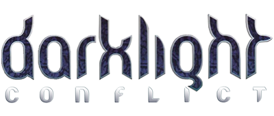 Darklight Conflict - Clear Logo