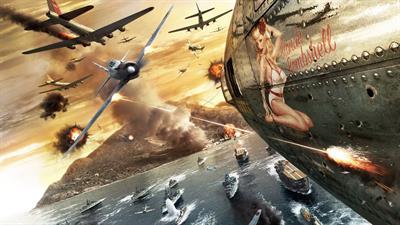 Battle Stations - Fanart - Background
