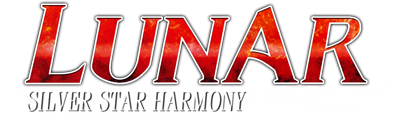 Lunar: Silver Star Harmony - Clear Logo