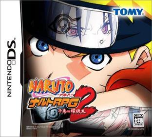 Naruto RPG 2: Chidori vs Rasengan