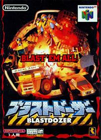 Blast Corps - Box - Front