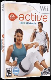 EA Sports Active: More Workouts - Box - 3D