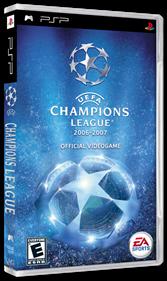 UEFA Champions League 2006-2007 - Box - 3D