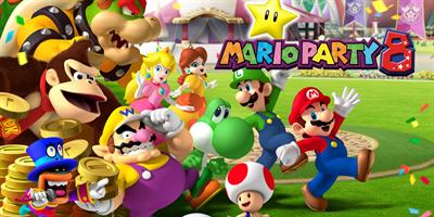 Mario Party 8 - Banner