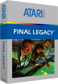 Final Legacy - Box - 3D