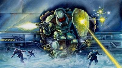 Cybernator - Fanart - Background