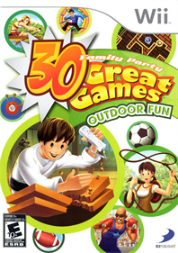 Family Party: 30 Great Games Outdoor Fun