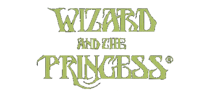 Wizard and the Princess - Clear Logo