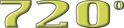 720 Degrees - Clear Logo