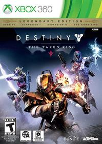 Destiny: The Taken King: Legendary Edition