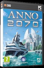 Anno 2070 - Box - 3D