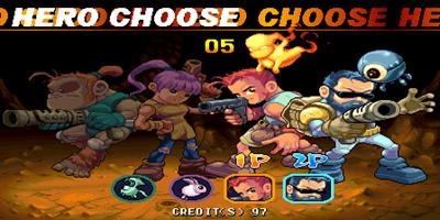 Demon Front - Screenshot - Game Select