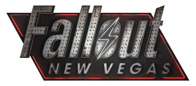 Fallout: New Vegas - Clear Logo