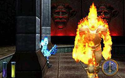 An Elder Scrolls Legend: Battlespire - Screenshot - Gameplay