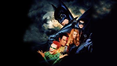 Batman Forever - Fanart - Background
