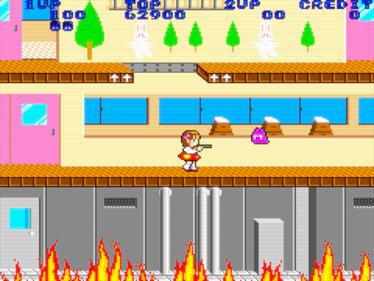 Momoko 120% - Screenshot - Gameplay