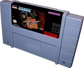 Darius Twin - Cart - 3D