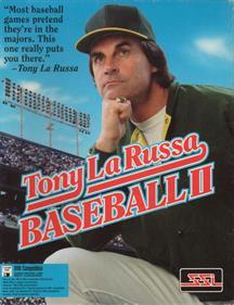 Tony La Russa Baseball II