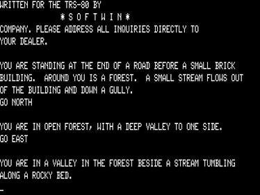 Microsoft Adventure - Screenshot - Gameplay