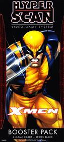 X-Men - Advertisement Flyer - Front