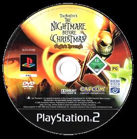 Tim Burton's The Nightmare Before Christmas: Oogie's Revenge - Disc