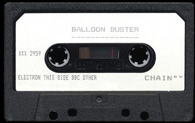 Balloon Buster - Cart - Front