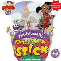 Putt-Putt and Pep's Dog on a Stick