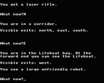 2002: A Space Oddity - Screenshot - Gameplay