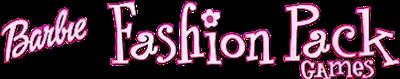 Barbie: Fashion Pack Games - Clear Logo